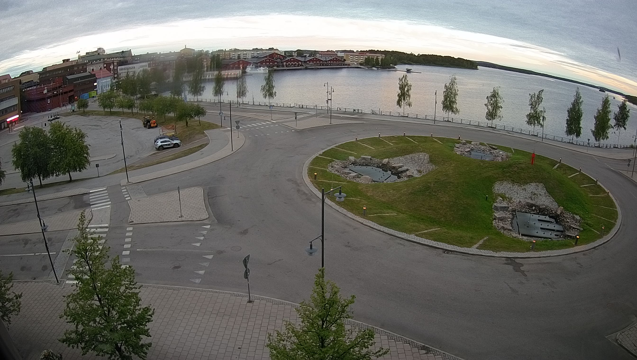 Webcam Luleå, Luleå, Norrbotten, Schweden