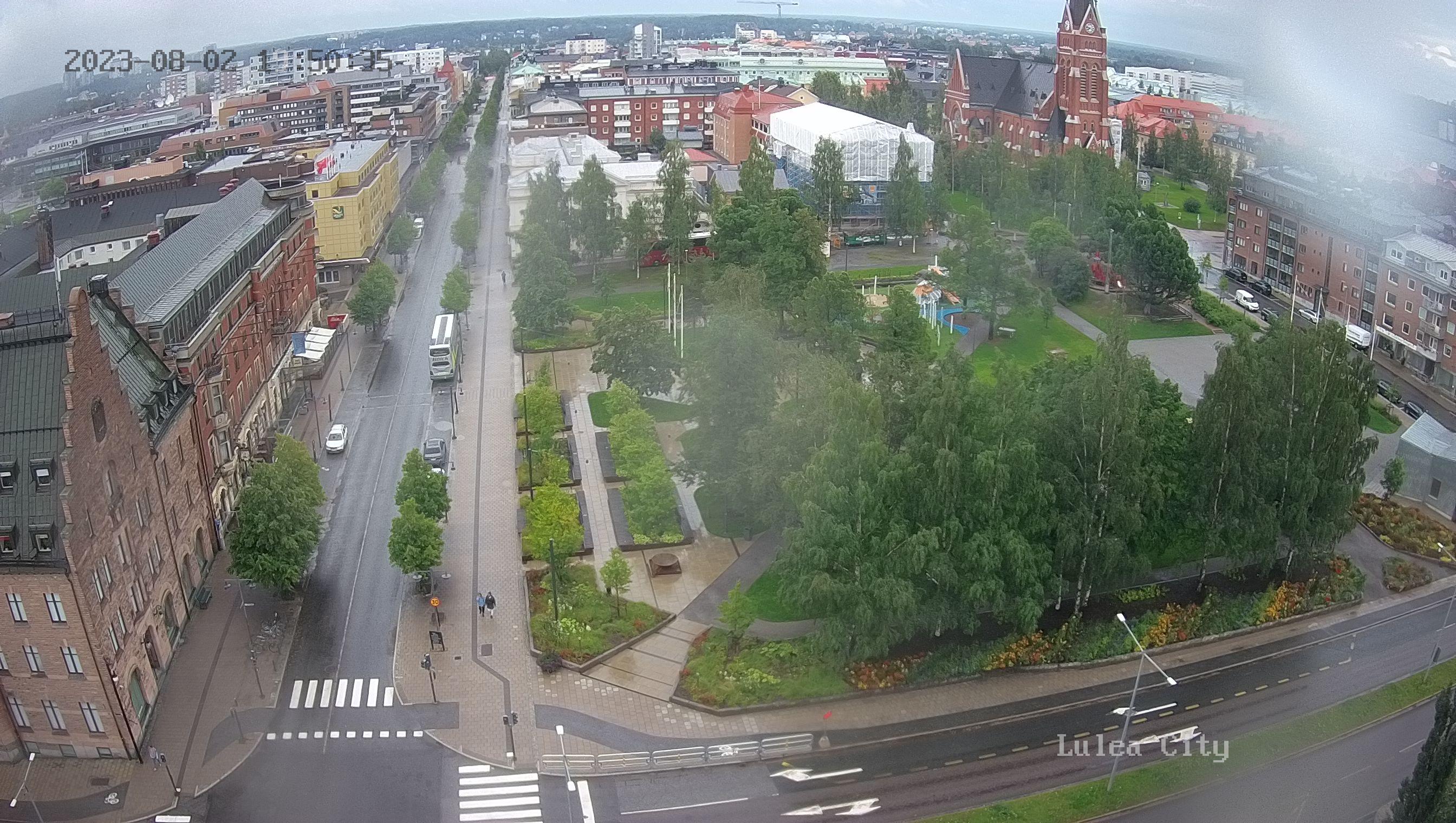 Luleå webbkamera